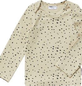 Maed for mini Sahara leopard AOP longsleeve t-shirt