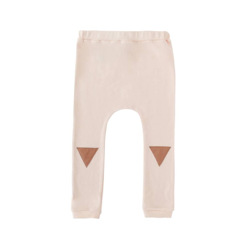 FRNKY'S Sweatpants Cream pink