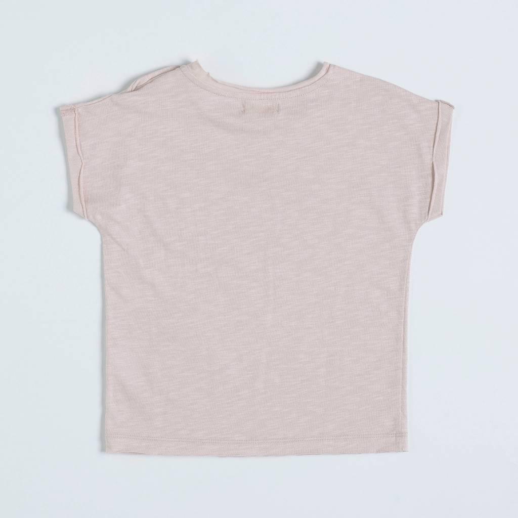 nixnut T-shirt Old Pink