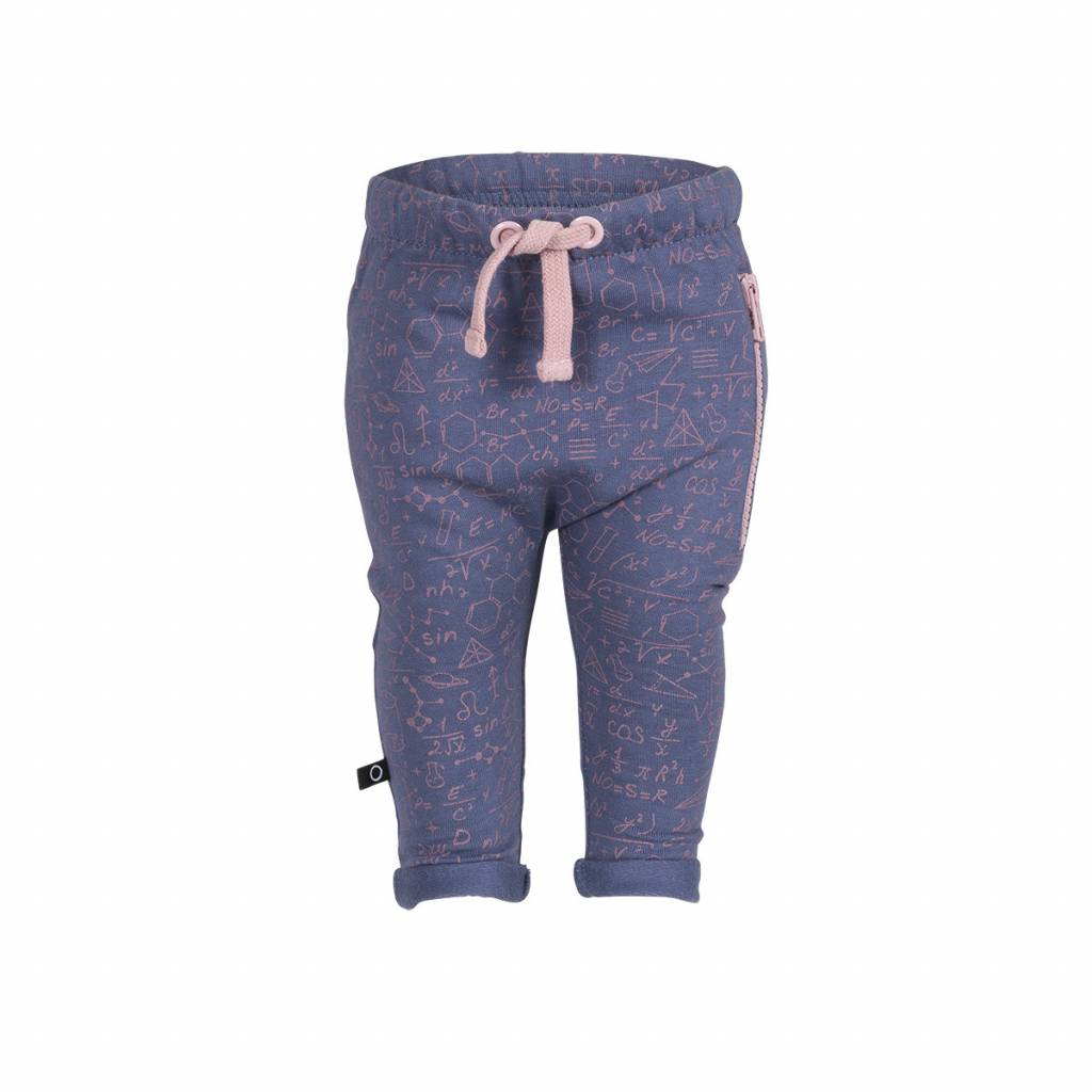 nOeser Pim bottoms science sky blue