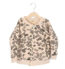 Lötie kids Bomber teddy lining rainprint