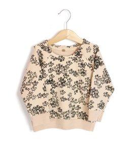 Lötie kids Sweatshirt rainprint | baby