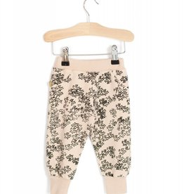 Lötie kids Semi baggy pants rainprint | baby