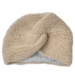 Hats over heels Crane Turban caramel