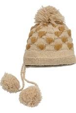 Hats over heels Giraffe spot hat