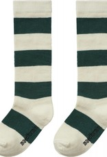 Maed for mini knee socks stripes