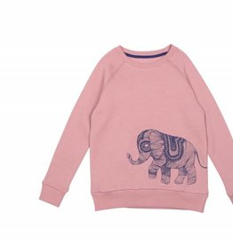 One we Like Sweater elephant light pink