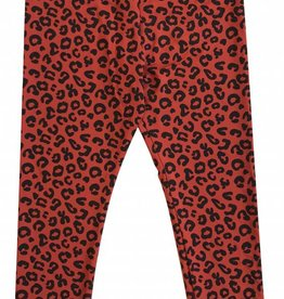 Maed for mini Spicy leopard aop pants