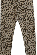 Maed for mini Brown leopard aop