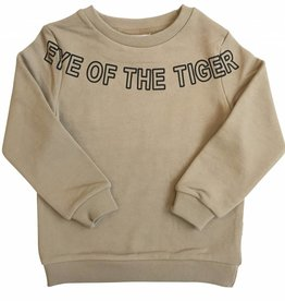 Maed for mini Eye of the tiger sweater