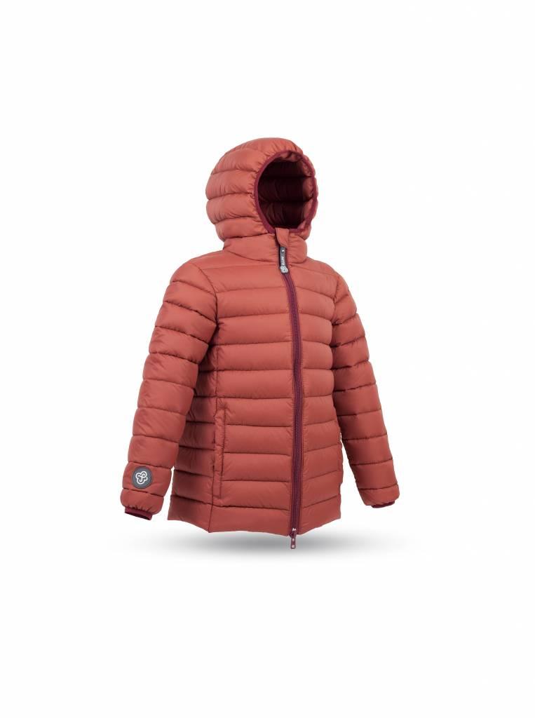 Fluff Ginger amber jacket 01