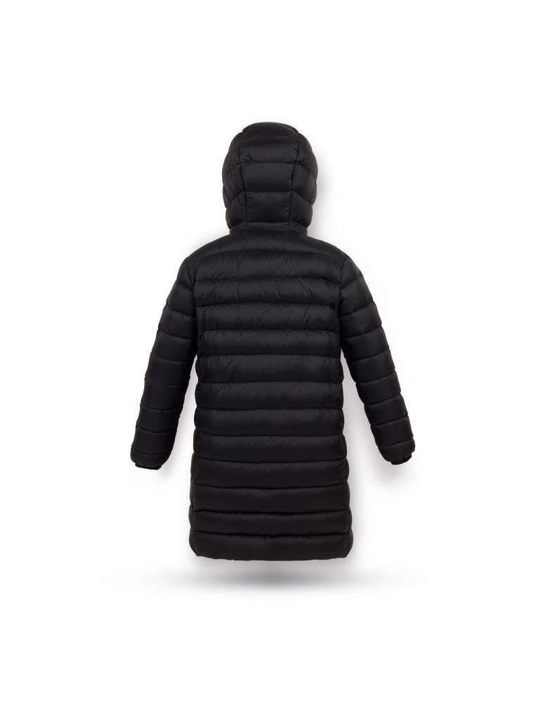 Fluff Black coffee coat 01