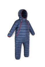 Fluff Navy blue snowsuit