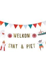 Meri Meri Guirlander Welkom sint & Piet