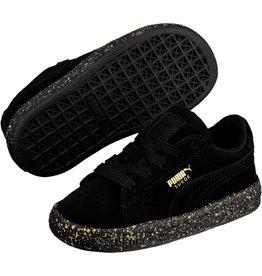 Puma Suede classic tonal speckles inf /black