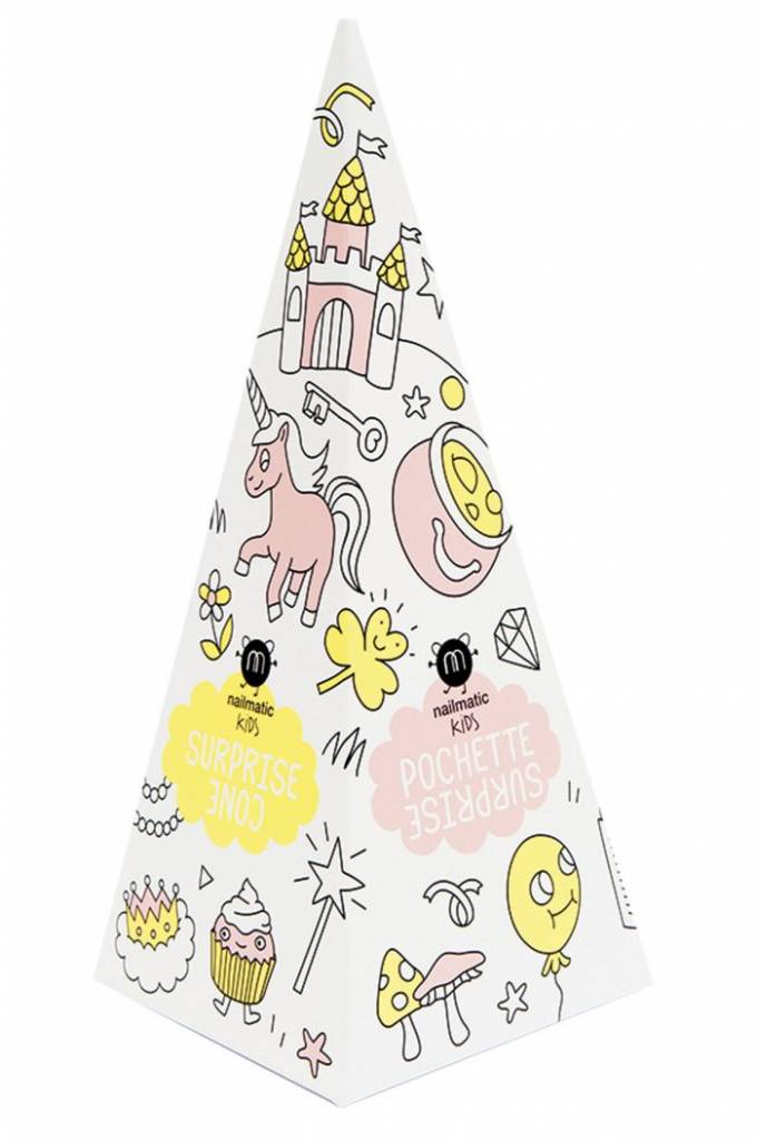 Nailmatic Surprise cone princess Bella