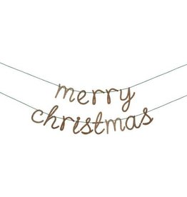 Meri Meri Acrylic Christmas garland