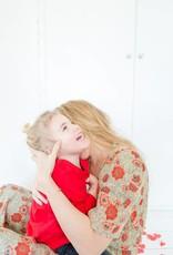 Lennebelle Petites You are loved Moeder & Dochter cadeauset armband Zilver