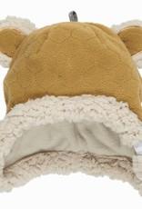 Lodger Babymuts Fleeze Caramel