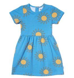 CarlijnQ Dress short sleeve big sun