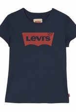 Levi's T-shirt Marine | girls