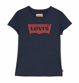 Levi's T-shirt Marine | girls