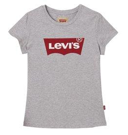T-shirt grey melange girls