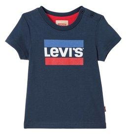 Levi's T-shirt dress blue boys