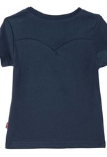 Levi's T-shirt dress blue boys