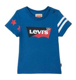 Levi's T-shirt bibat true blue