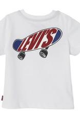 Levi's T-shirt baky wit boys