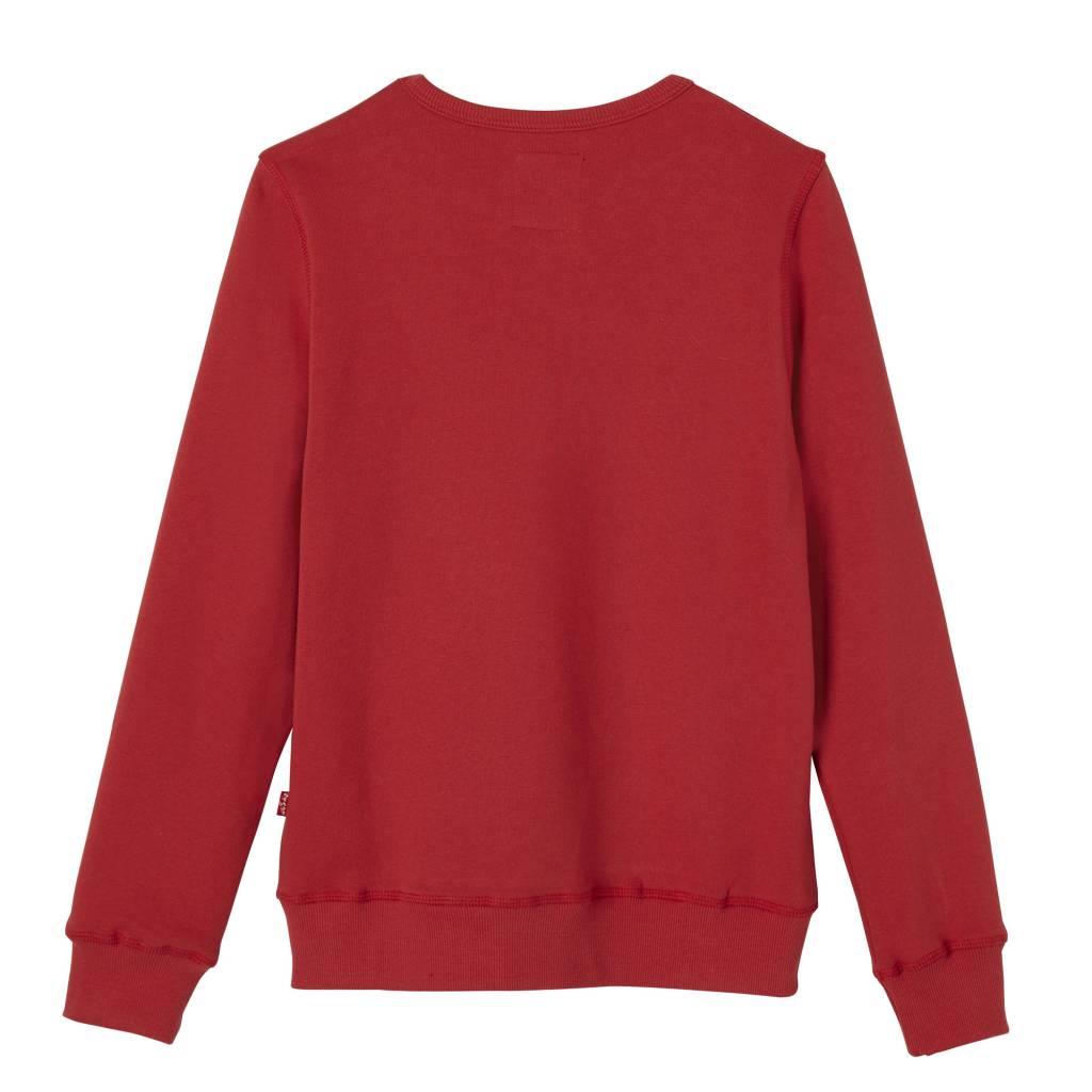 Levi's sweatshirt lychee