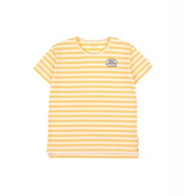 Tiny Cottons Adventure stripes ss TEE