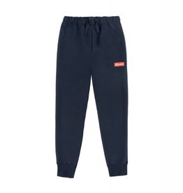 Tiny Cottons Be bold pant navy/red