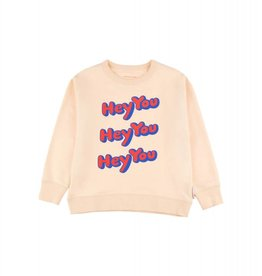 Tiny Cottons HEY You sweatshirt