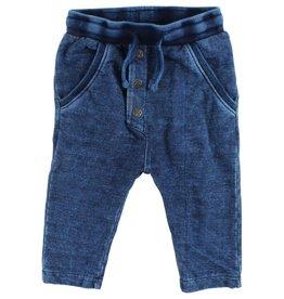 en'fant Ink sweatpants-oekotex indigo-blue