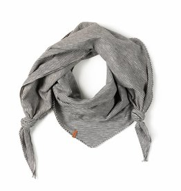 Nixnut Triangle scarf stripe