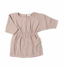 Nixnut Flair dress old pink