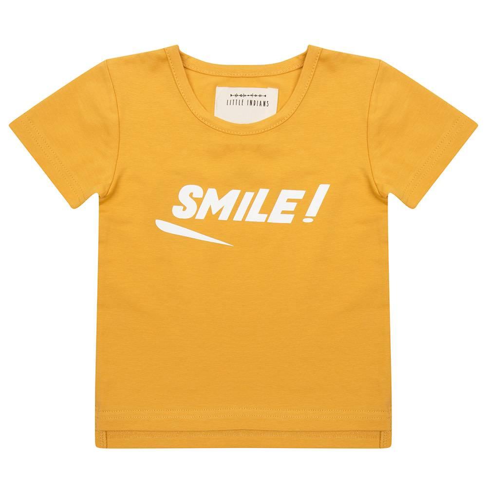 Little Indians Shirt smile oker