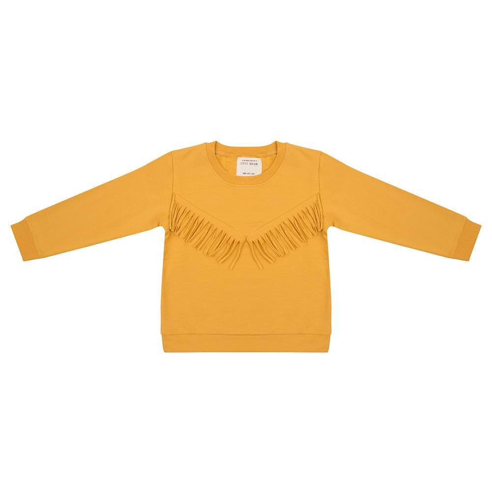 Little Indians Boho sweater oker