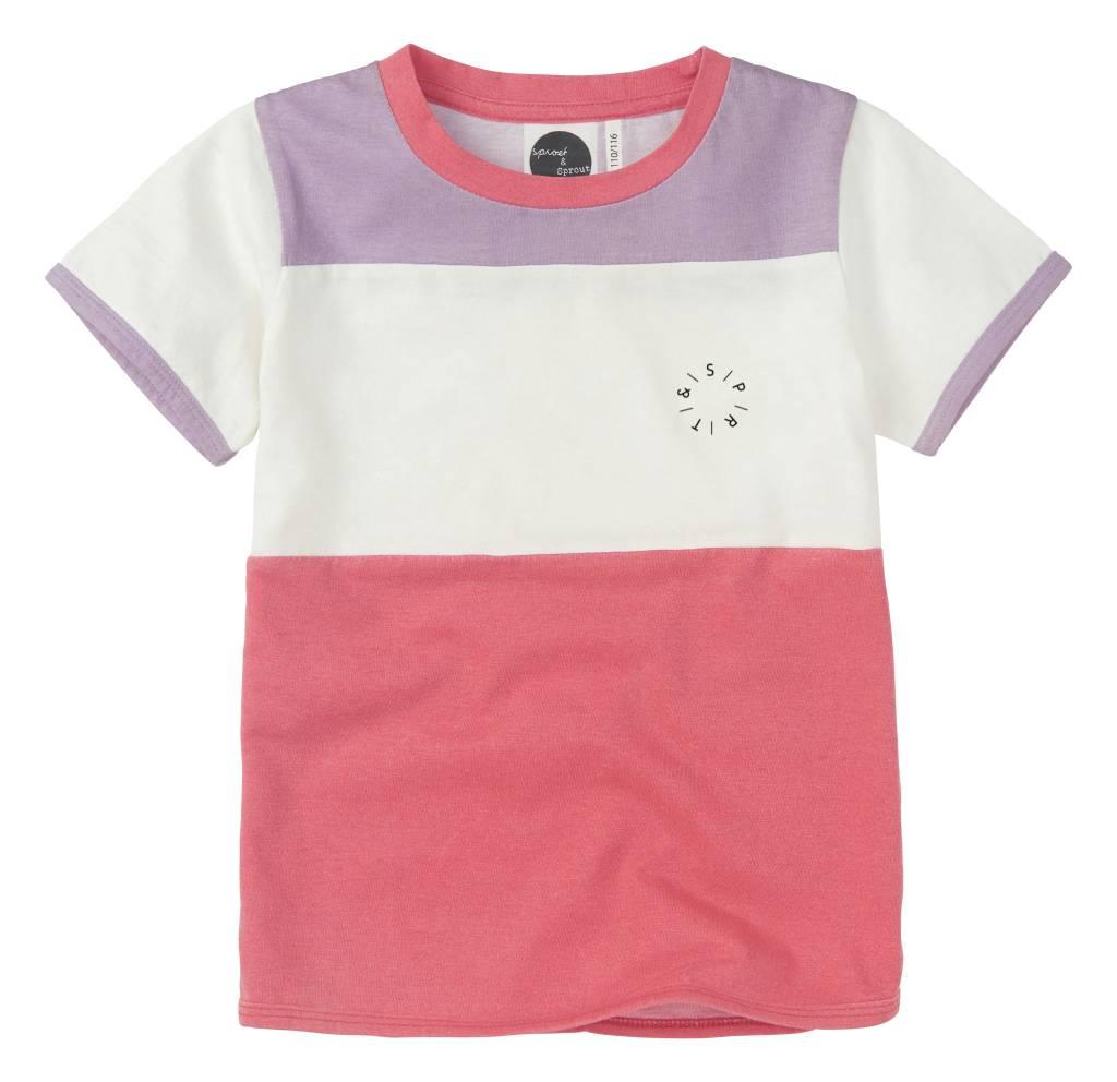 Sproet & Sprout T-shirt Colourblock