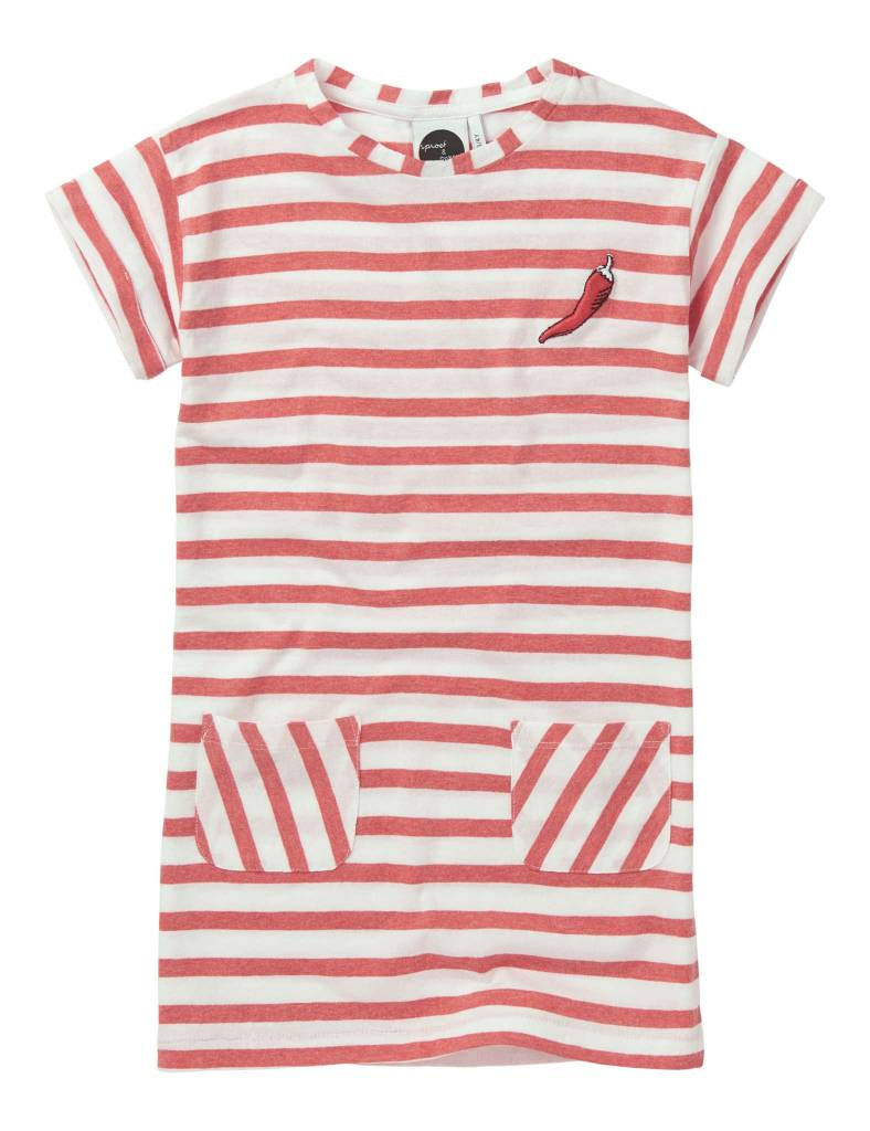 Sproet & Sprout T-shirt dress stripe