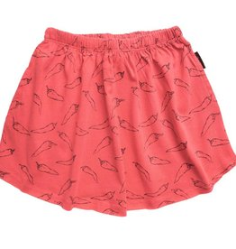 Sproet & Sprout Skirt hot pepper