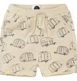 Sproet & Sprout Sweat short Caravan AOP
