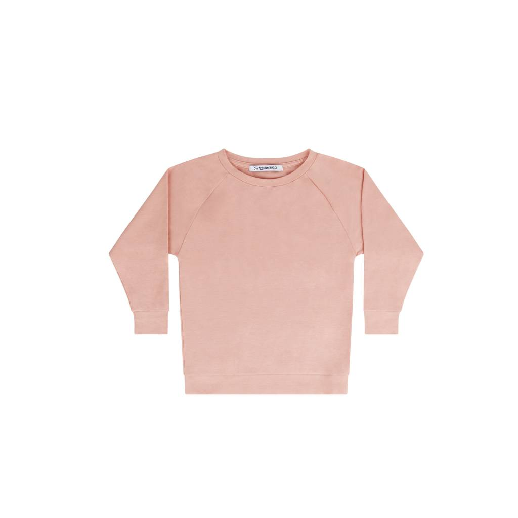 Mingo Longsleeve peach pink