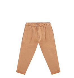 Mingo Chropped chino toasted nut