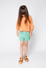 Mingo Cropped top toasted nut