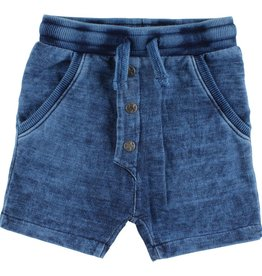 en'fant Ink shorts indigo blue