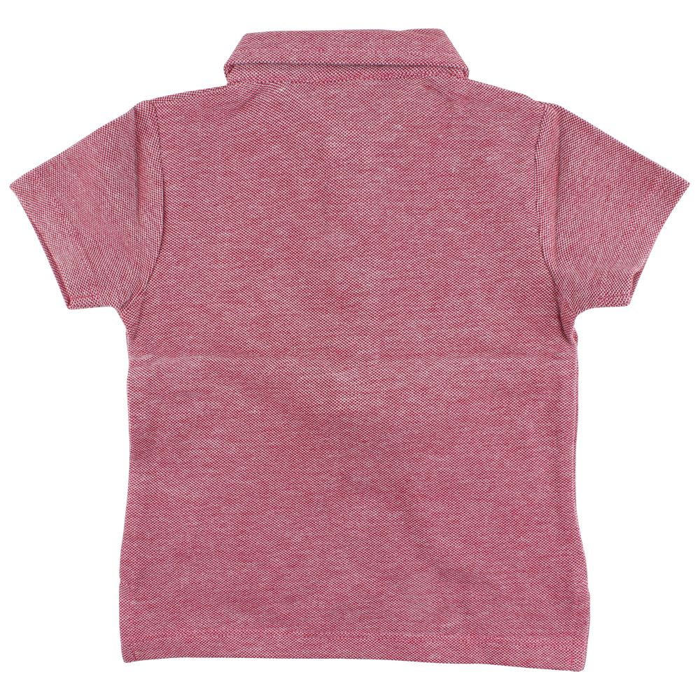 en'fant Ink ss t-shirt  tandori red