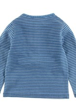 en'fant Ink SS t-shirt indigo blue